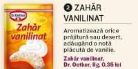 Zahar vanilinat Dr. Oetker