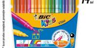 Markere lavabile Visa Bic