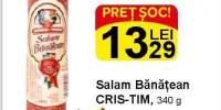 Salam banatean Cris-Tim