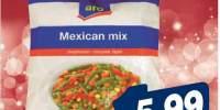 Amestec mexican Aro