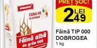 Faina tip 000 Dobrogea