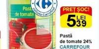 Pasta de tomate 24% Carrefour