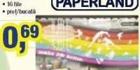 Caiet desen Paperland