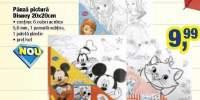 Panza pictura Disney 20x20 cm