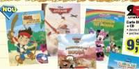 Carte Disney + CD