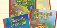 Carte cartonata cu strumfi