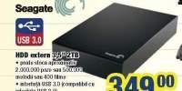 HDD extern 3.5 inci 2TB Seagate