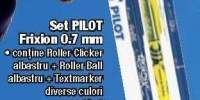 Set Pilot Frixion 0.7 mm