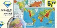Harta dubla A3