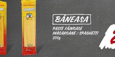 Paste fainoase macaroane/spaghetti Baneasa