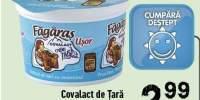 Branza Fagaras usor Covalact de Tara
