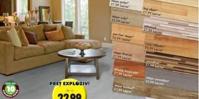 Wood-Step parchet Standard Plus Click 7 milimetri