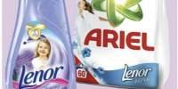 Detergent automat Touch Lenor Fresh Ariel