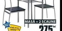 Set masa si scaune Raved