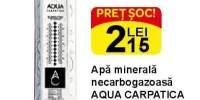 Apa minerala necarbogazoasa Aqua Carpatica