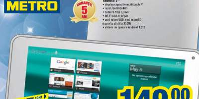 Tableta Smart Tech 7''