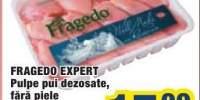 Fragedo Expert pulpe de pui dezosate fara piele