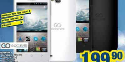 Smartphone dual sim Quantum 4
