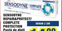 Pasta de dinti Repair&Protect/Complete Protection Sensodyne