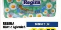 Hartie igienica Regina