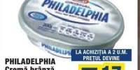Philadelphia crema branza