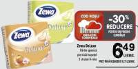 Hartie igienica piersica/ musetel Zewa Deluxe