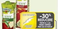 Tymbark suc mar/tomate 100% 1L