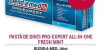 Pasta de dinti Pro-Expert All-in-One Blend-a-Med