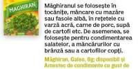 Maghiran, Galeo