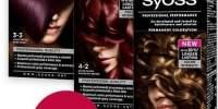 Vopsea de par Syoss Color