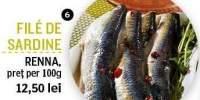 File de sardine Renna