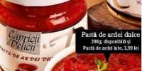 Pasta de ardei dulce, Capricii si delicii
