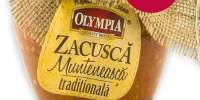 Zacusca munteneasca traditionala, Olympia