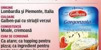 Gorgonzola cremoso Galbani