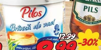Branza de vaci Pilos