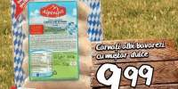 Carnati albi bavarezi cu mustar dulce Alpengut