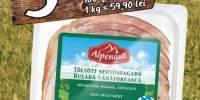 Rulada vanatoreasca selectie mezeluri bavareze Alpengut