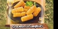 Crochete triungiuri din cartofi