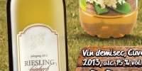 Vin alb demisec Riesling Mosel 2013