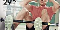 Bara multifunctionala pentru antrenamente
