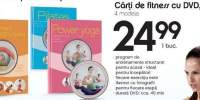 Carti de fitness cu DVD