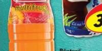Bautura racoritoare multifruct 2L