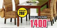 Set masa si scaune Brovst/Torrig