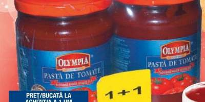 Pasta de tomate Olympia