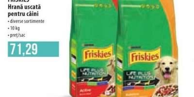 Frioskies hrana uscata pentru caini 10 kilograme