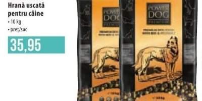 Power Dog hrana uscata pentru caine 10 kilograme