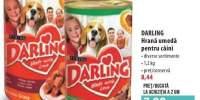 Darling hrana umeda pentru caini 1.2 kilograme