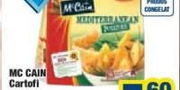 Cartofi mediteraneeni Mc Cain