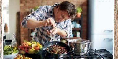Ajutoarele lui Jamie Oliver vin in bucataria ta! Promotie la produsele Tefal!