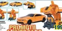 Robot Bumblebee Transformers